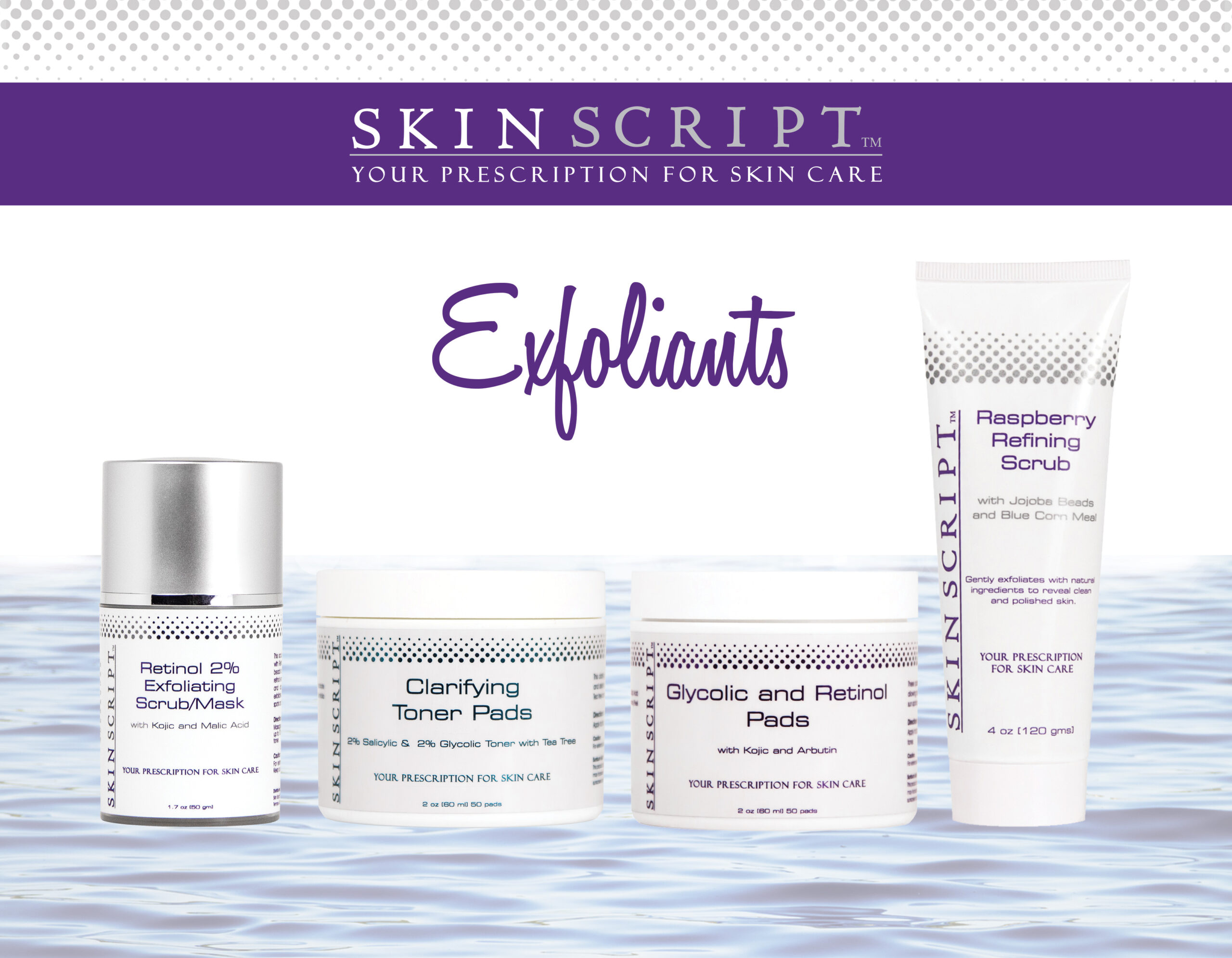 Exfoliants_Poster-Pack-1